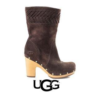 UGG Women's Brown Annaliza Boots
